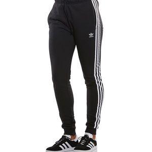 adidas slim cuffed pants